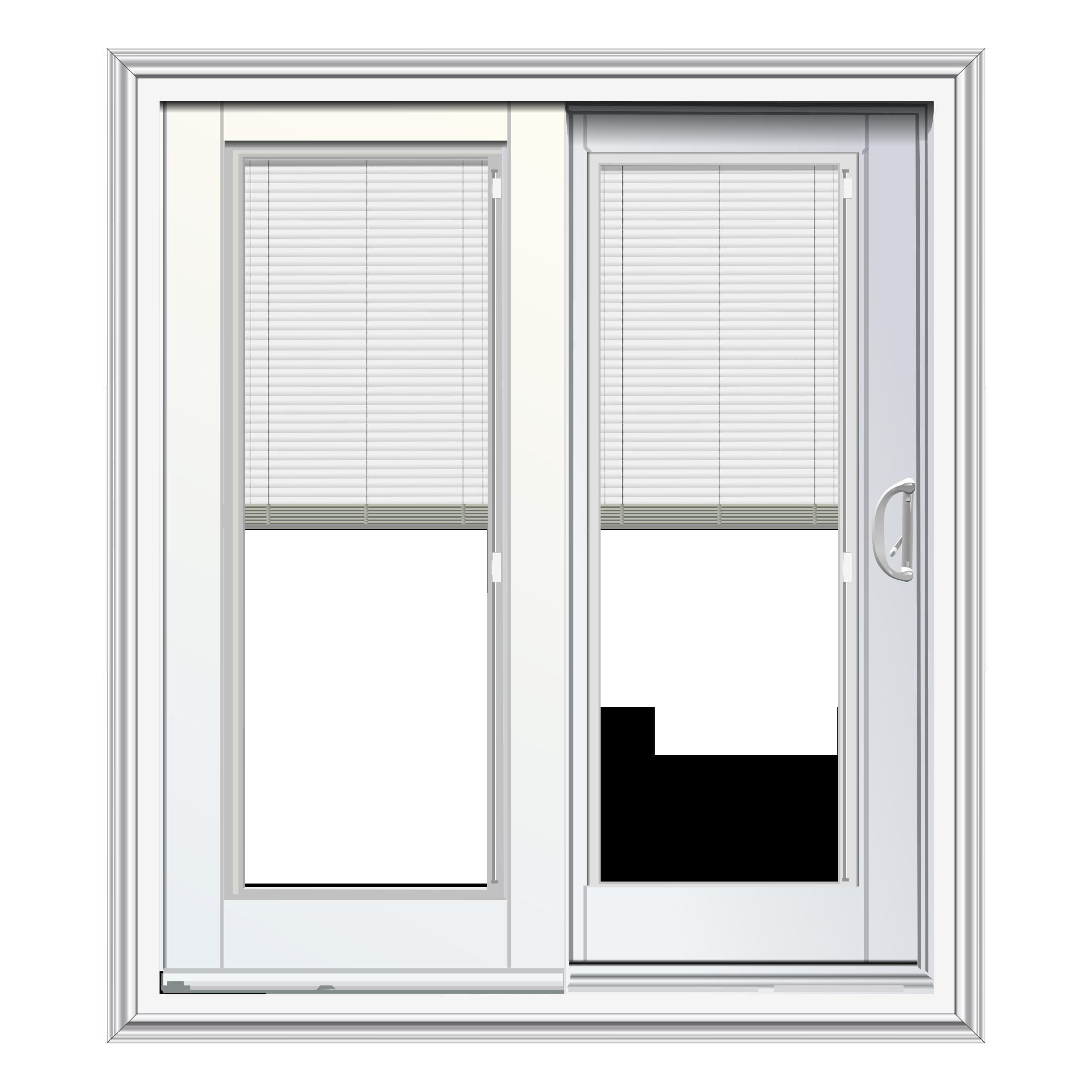 Replacement Windows Patio Doors Blinds Between Glass Orange