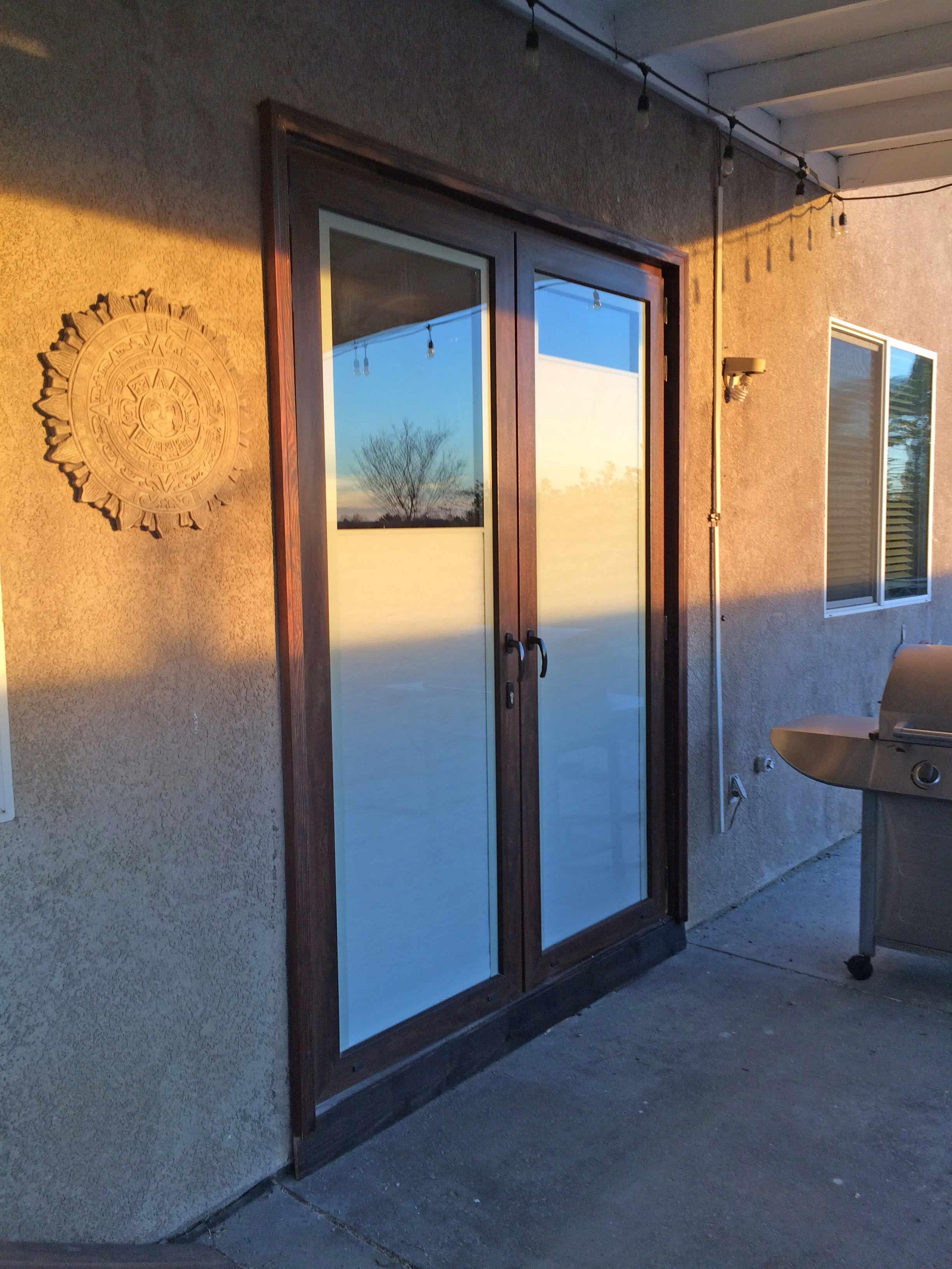 French Patio Doors Orange County Riverside Terra